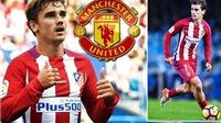 CHUYỂN NHƯỢNG ngày 21/12: Man United chi 60 triệu bảng mua Griezmann. Arsenal tìm người thay Petr Cech