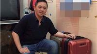 CHÙM ẢNH: Điệu bộ 'lố' của Minh Béo trong ngày trở về