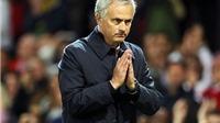 Mourinho: 'Tôi thấy mình có tội với Memphis Depay và Ashley Young'