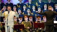 Máy bay Nga rơi xuống biển, dàn hợp xướng nam lừng danh thế giới tử nạn