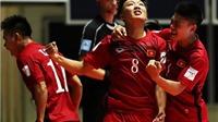 5 KHOẢNH KHẮC đáng nhớ nhất của bóng đá VIỆT NAM năm 2016