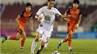 Văn Toàn ghi bàn duy nhất, U21 HAGL giành hạng ba giải U21 quốc tế
