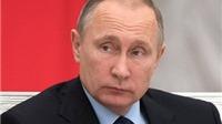 Tổng thống Nga Putin sẽ đón Giao thừa với ai?