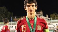 Jesus Vallejo sẽ thay Pepe: Từ cậu sinh viên đến Hierro mới