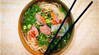 4 món mỳ Trung Quốc khiến bạn 'đứng ngồi không yên'