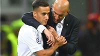 Sevilla 'khó chịu nổi nhiệt'  của Real Madrid ở Bernabeu