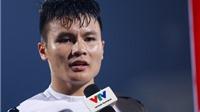 HLV Phan Thanh Hùng tiếc khi Quang Hải thua ở Gala Quả bóng Vàng