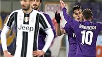Juve chỉ còn hơn Roma 1 điểm, Serie A lại mơ mộng