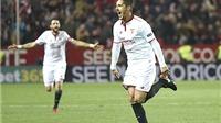Sevilla quật ngã Real Madrid: Ngày Jovetic sánh ngang Messi và Maradona