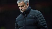 Mourinho bực mình vì nguyên nhân khiến Man United đang mất dần hy vọng vô địch