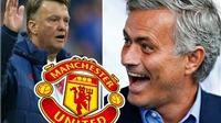 8 lí do mà Jose Mourinho nên biết ơn Van Gaal