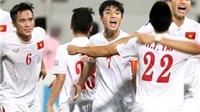 Bóng đá Việt Nam năm 2016: Tạo đà cho những mục tiêu lớn