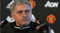 Mourinho lo ngại điều gì nhất ở Man United lúc này?