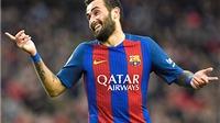 Aleix Vidal tái sinh: Barca đã tìm được Dani Alves mới?