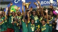 Những 'chú sư tử' Cameroon bất khuất lần thứ 5 vô địch CAN