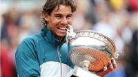 Tennis ngày 7/2: Nadal vẫn là ứng viên vô địch Roland Garros. Bouchard thua cược và cái kết bất ngờ
