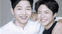 Song Joong Ki lại gây bão mạng với bức ảnh 'tình tứ' cùng Park Bo Gum