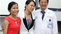 Lần đầu ghép thận cho người không cùng nhóm máu tại Việt Nam