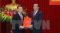 Thứ trưởng Bộ Xây dựng nhận quyết định làm Phó Bí thư Yên Bái