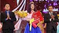 Cô sinh viên 19 tuổi Nguyễn Thị Hồng Ngọc đăng quang Người Đẹp Kinh Bắc