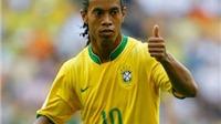 Ronaldinho chỉ ra cái tên có thể soán ngôi 'Cầu thủ vĩ đại nhất thế giới' của Messi