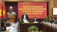 'Nếu Bộ trưởng ngại thì báo cáo để Thủ tướng lên tiếng'