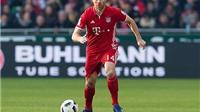 Sao Bayern chấn thương, Arsenal mừng thầm