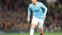 David Silva:  Người giúp Man City luôn cất cao tiếng hát