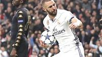 Benzema: Đi bộ ở Liga, 'chú mèo sát thủ' ở châu Âu
