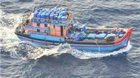 29 ngư dân Việt Nam bị bắt giữ với cáo buộc đánh bắt trái phép ở Australia