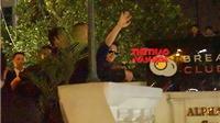 Seungri trong vòng vây của fan tại Club ở Hà Nội