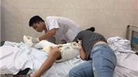 Vụ học sinh bị đâm gãy chân: Bộ trưởng Phùng Xuân Nhạ, Chủ tịch Nguyễn Đức Chung yêu cầu sớm kết luận, xử lý nghiêm khắc