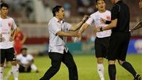 Sự cố Long An 'vết nhơ' của bóng đá Việt!