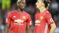 Man United: Căng sức vì 'cú ăn ba bằng nhựa'