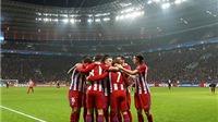 Atletico Madrid thắng lớn Leverkusen: Giá trị bản lĩnh và đẳng cấp ngôi sao