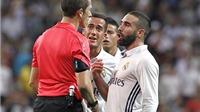 Vấn đề của Liga: Real Madrid, trọng tài và cánh tay Bruno