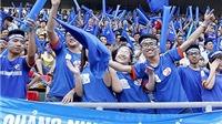 Than Quảng Ninh mất 200 triệu thuê sân đá AFC Cup