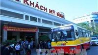 Sau đối thoại 'nảy lửa', Hà Nội 'kích hoạt' ngay tuyến xe buýt Mỹ Đình - Nước Ngầm
