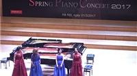 Hiếm hoi nghe tiếng đàn piano của con gái nhạc sĩ Phú Quang