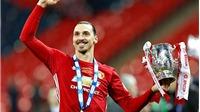 Ibrahimovic muốn đá cho Man United thêm 2 năm nữa