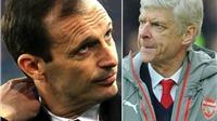 Vì sao Allegri là người thích hợp nhất thay Wenger?