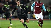 Cộng đồng mạng phát sốt với pha bóng VI DIỆU của Hazard