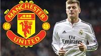 CẬP NHẬT tối 7/3: Kroos mở cửa tới Man United. Wenger quyết không nhượng bộ Sanchez