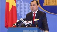 Người phát ngôn Bộ Ngoại giao: Phản đối Trung Quốc tổ chức du lịch trái phép đến Hoàng Sa