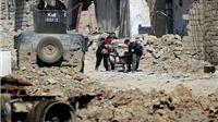 IS chết như ngả rạ trên đường phố Mosul