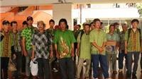 Indonesia trao trả 27 ngư dân Việt Nam