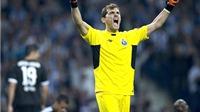 Trước Juventus, kinh nghiệm của Casillas sẽ giúp gì được Porto?