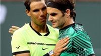Indian Wells: Nadal lại thua Federer, Kyrgios hạ gục Djokovic