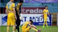 Phản lưới nhà, trung vệ FLC Thanh Hóa thấy bản thân 'tệ hại'