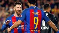 Leo Messi vẫn là kẻ tàn phá đáng sợ